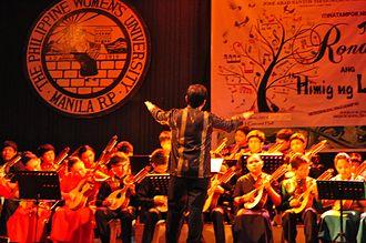 Jose Abad Santos Memorial School - A JASMS Rondalla Concert