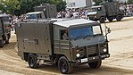 JGSDF JWYC-R1(Type 73 chugata truck, 78-8268) right front view at Camp Itami October 8, 2017.jpg