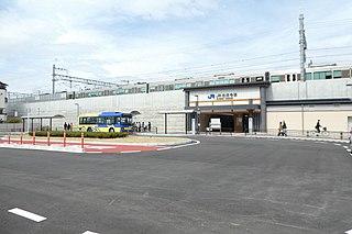 JR-Sōjiji Station