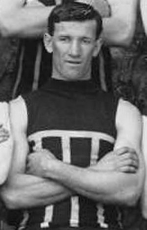 Jack Ashley (footballer) - Image: Jack Ashley Port Adelaide 1914