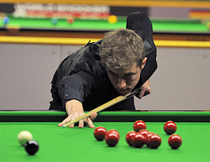 Jack Lisowski - Jack Lisowski at the 2014 German Masters