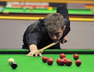 Jack Lisowski - Jack Lisowski at the 2014 German Masters
