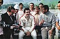 Jacky Ickx & Gian Paolo Dallara (Varano de' Melegari, 1960s-70s).jpg