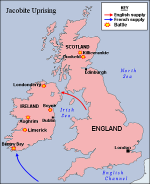 Map Of England To France.Nine Years War Wikipedia