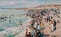 Jacques-Émile Blanche - Dieppe Beach.jpg