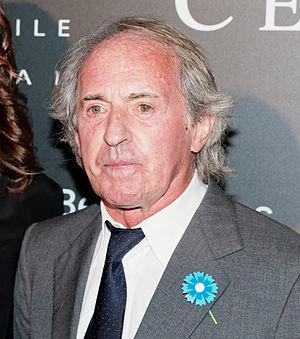 Jacques Laffite - Laffite in 2015