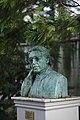 Jagadish Chandra Bose bust Christ's College 2.jpg