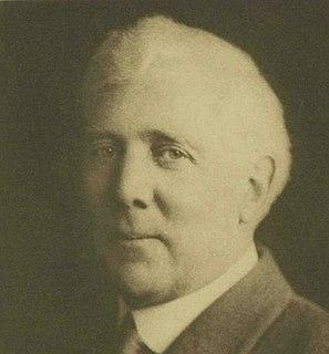 James A. Hughes American politician