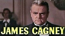 James Cagney en 1955 en a cinta Love Me or Leave Me.