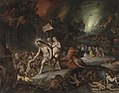 Jan Brueghel d. Ä. (Werkstatt) und Hans Rottenhammer ( - Christus in der Vorhölle - 6408 - Bavarian State Painting Collections.jpg