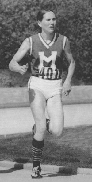 Jan Merrill - Merrill in 1975
