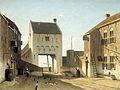 Jan Weissenbruch - Een stadspoort te Leerdam.jpg