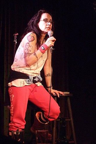 Janeane Garofalo - Garofalo in 2008