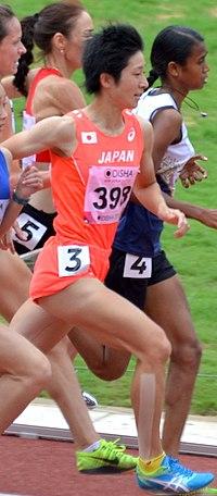 Japan's Ayako Jinnouchi in 2017 (cropped).jpg