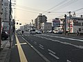 Japan National Route 185 near Hiro Station 2.jpg