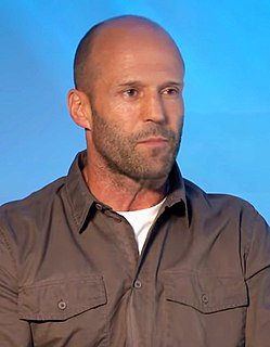 Jason Statham English actor, film producer, martial artist and former diver