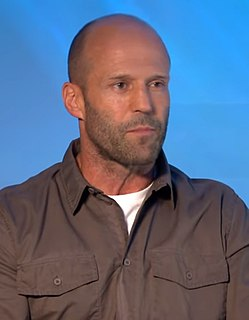 Jason Statham English actor