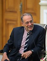 Javier Solana in meeting with Iranian parliament chairman Ali Larijani.jpg