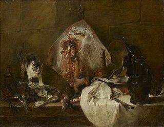 painting by Jean Siméon Chardin