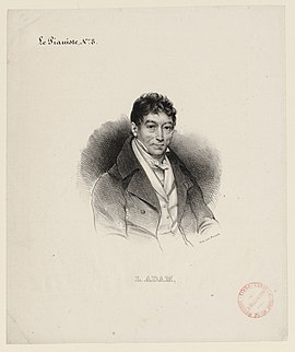 Louis Adam French composer