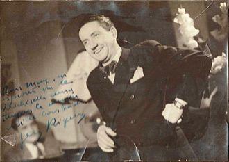 Jean Rigaux - Jean Rigaux in 1941