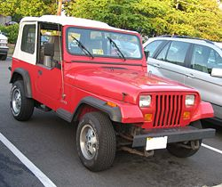 Jeep Wrangler – Wikipedia