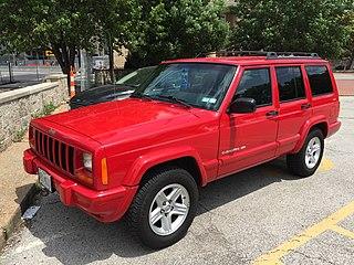 Jeep Firecracker Red Paint