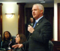 Jeff Clemens offers opposition debate on the bill HB 7005.png
