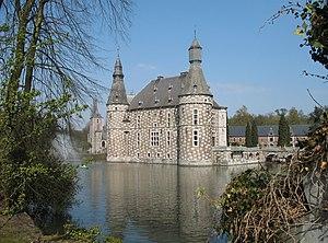 Jehay-Bodegnée Castle - Image: Jehay château Jehay Bodegnée 61003 CLT 0008 01 IMG 084 MD