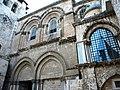 Jerusalem, Holy Sepulchre courtyard (7); 1-3000-211.jpg