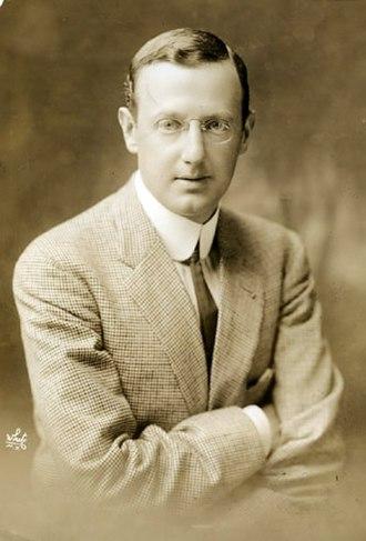 Jesse L. Lasky - Lasky in 1915.