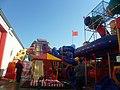 Jeux d'extérieur à la plaine Clown Kéa - panoramio (2).jpg