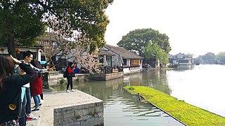 Jiashan County County in Zhejiang, Peoples Republic of China
