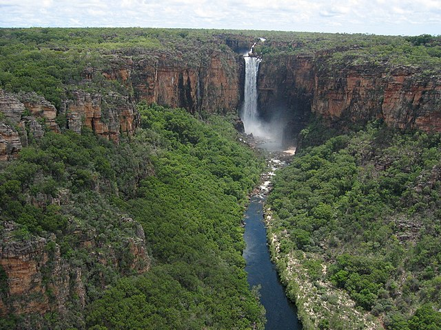 Jim JIm Falls, image courtesy of wikipedia