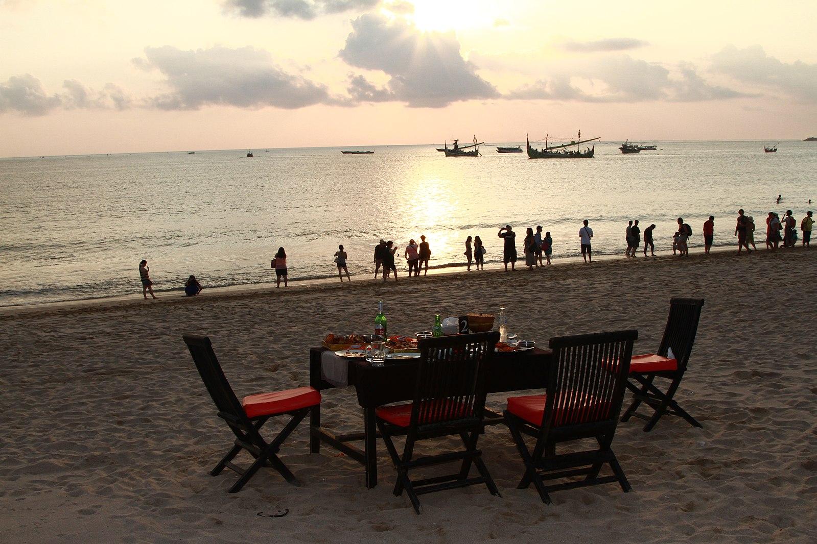 playas jimbaran