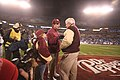 Jimbo Fisher and Frank Beamer 2010.jpg