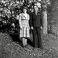 Jože in Pepca Mikec, Sv. Vrh 1951.jpg