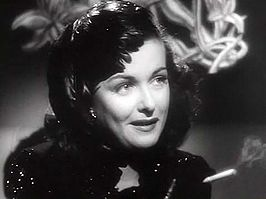 Joan Bennett in The Woman in the Window