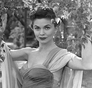 Joanne Dru American film and television actress