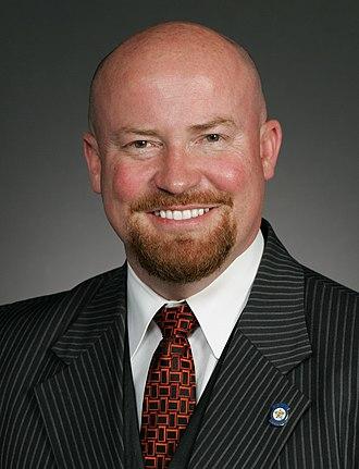 2014 Oklahoma gubernatorial election - Image: Joe Dorman (cropped)