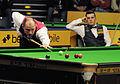 Joe Perry and Mark Selby at Snooker German Masters (DerHexer) 2013-01-31 03.jpg