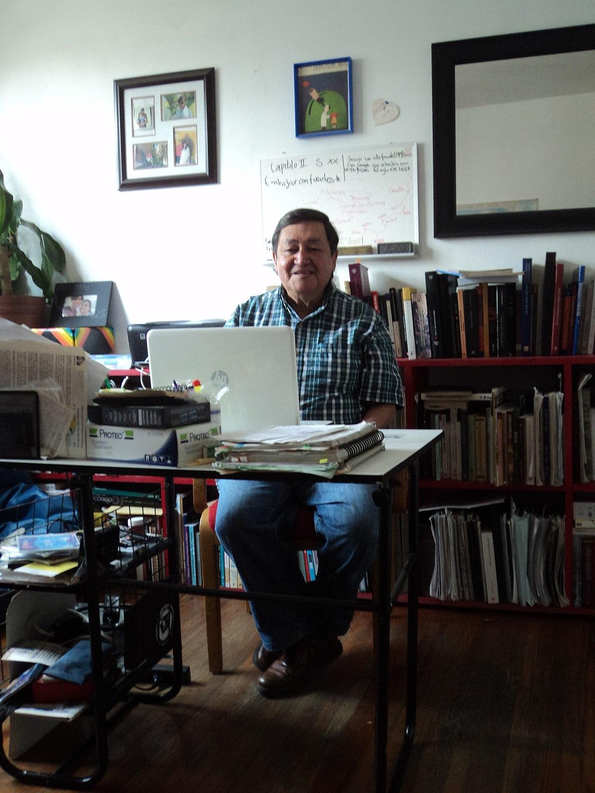 Joel Ortega Juárez - Wikipedia, la enciclopedia libre