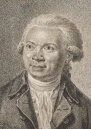 Johann Abraham Peter Schulz - Johann Abraham Peter Schulz
