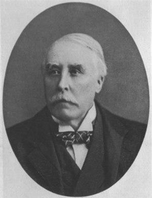 John Hollingshead - John Hollingshead in 1895