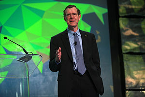 Cato Institute - John A. Allison IV speaking at the 2014 International Students for Liberty Conference (ISFLC)