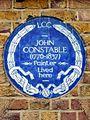 John Constable 1776-1837 Painter lived here.JPG