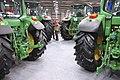 John Deere tractors, Agriflanders 2007.jpg