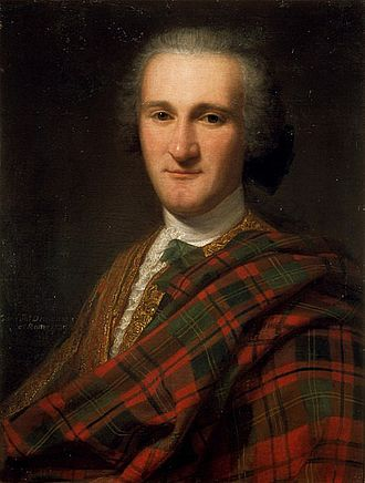 Royal Scots (Jacobite) - John Drummond, younger son of the 2nd Duke of Perth, was responsible for the regiment's formation and served as its first colonel.