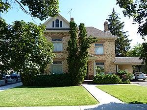 John E. Booth House - John E. Booth House