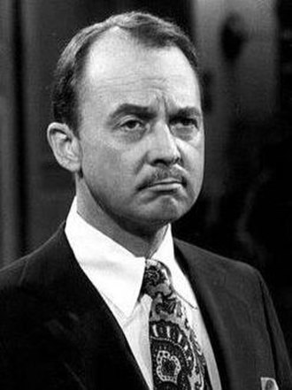 John Hillerman - Hillerman in The Betty White Show, 1977